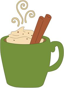 1000  images about Cocoa Digi - Hot Cocoa Clipart