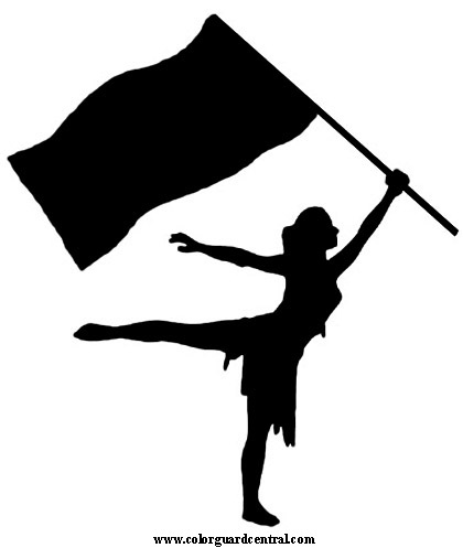 1000 images about Colorguard .