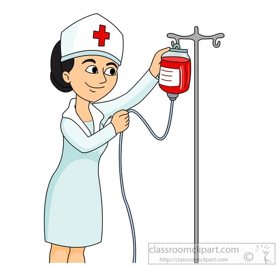 Clipart Nurse