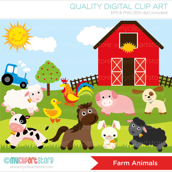 1000 images about Farm friends. on Pinterest | Animales, Clip art and Cat pattern