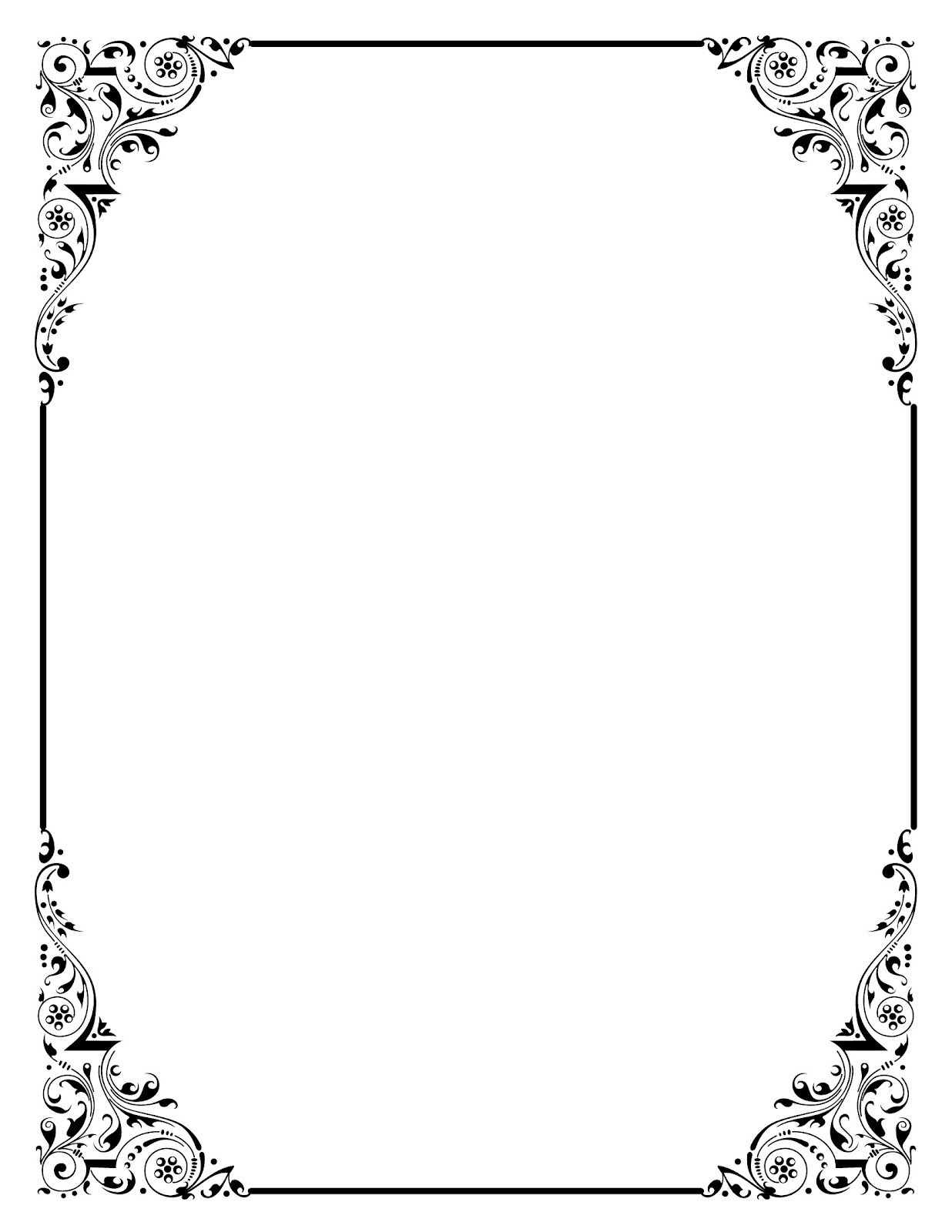 97 free clip art frames clipartlook
