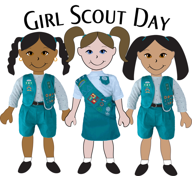 1000  images about Girl Scout Clipart on Pinterest | Scrapbook kit, Clip art and Printable binder covers
