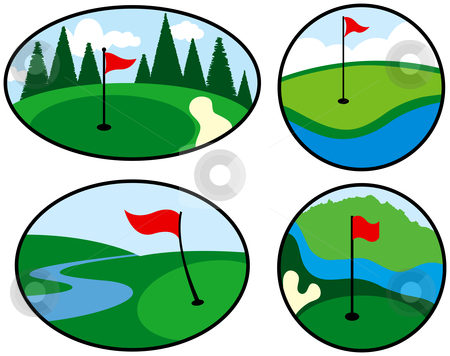 1000  images about Golf Clip Art on Pinterest | Crests, Cartoon and Icons