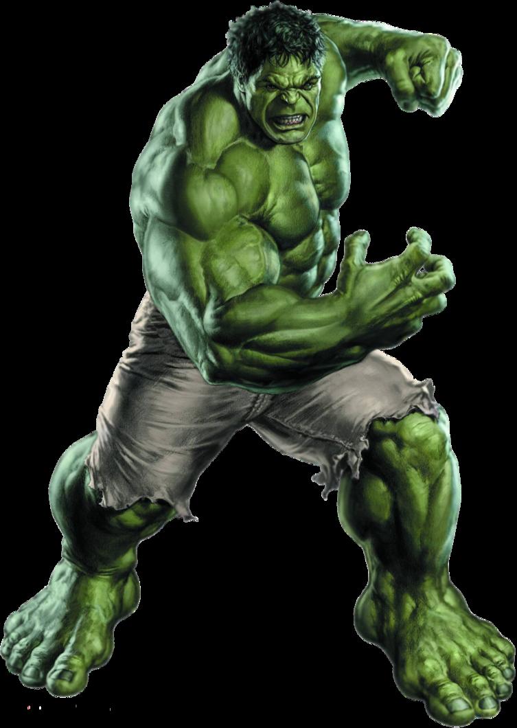 Incredible Hulk Clip Art