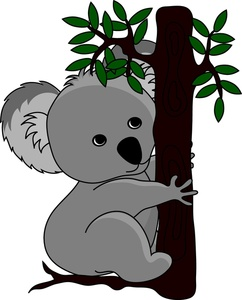 1000  images about Koalas on Pinterest | Cutting files, Clip art and Graphics