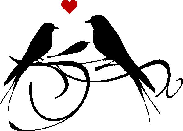 Love Bird Clip Art