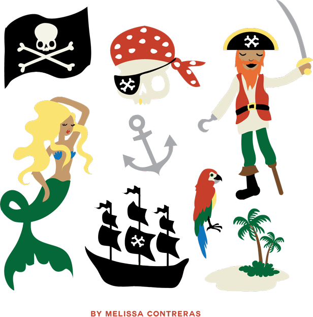 1000  images about Pirate Cli - Pirate Clip Art Free