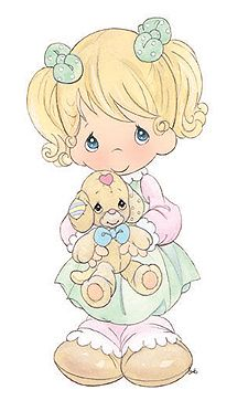 Precious Moments Clipart