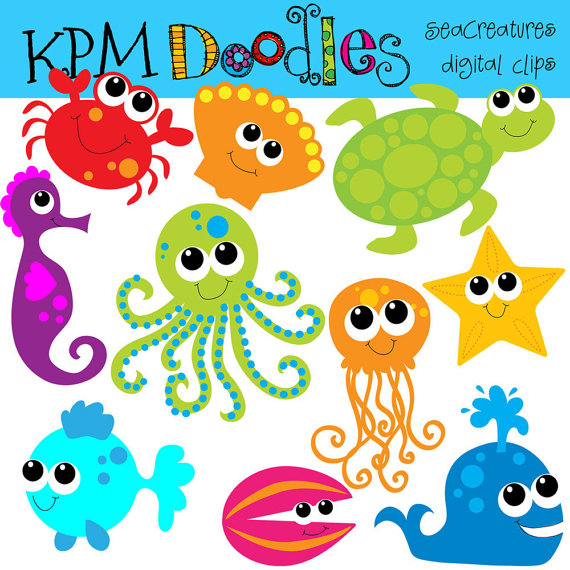 1000  images about Sea animals clipart on Pinterest | Mermaid princess, Animales and Gone fishing