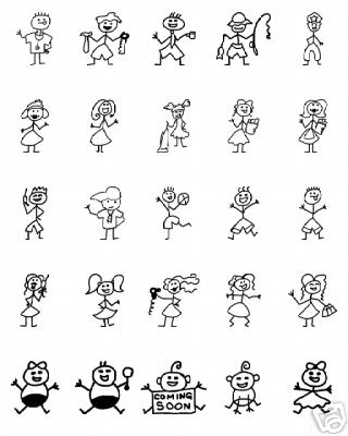 1000  Images About Stick Figures (swap O-1000  images about Stick Figures (swap out head with photograph) on  Pinterest   Clip art, Boys and More than words-0