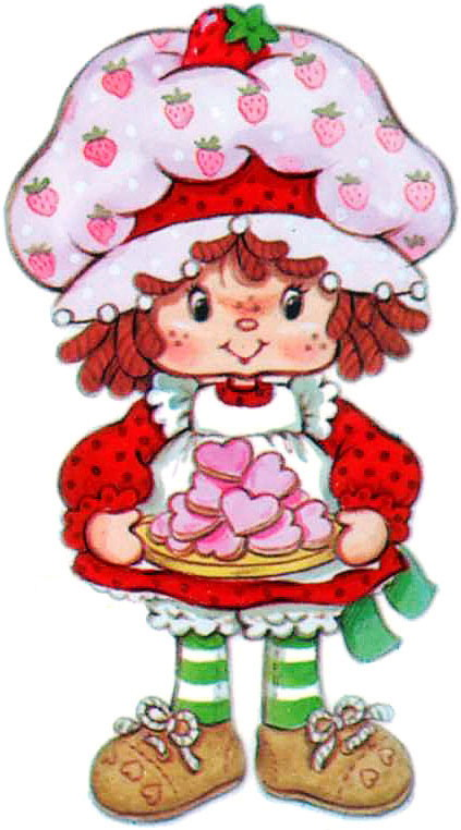 1000  images about Strawberry Shortcake on Pinterest | Toys, Clip art and Blossoms