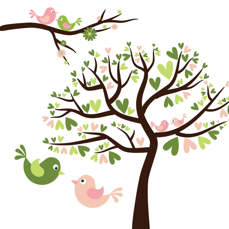Tree Branches Clip Art