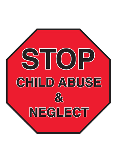 Child Abuse Clipart