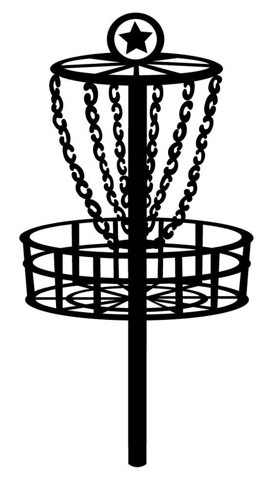 Disc Golf Clip Art