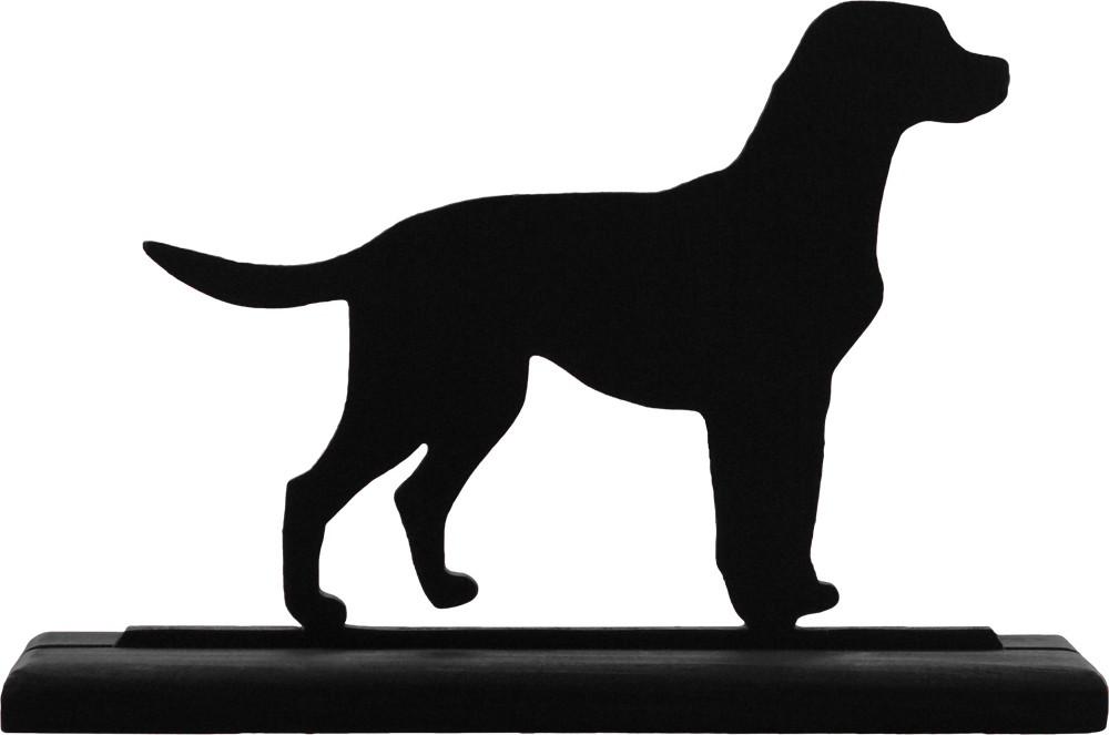 Black Lab Clip Art