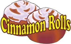 11 Cinnamon Rolls Free Cliparts That You Can Download To You Computer