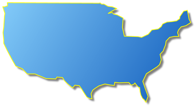 11 Clip Art Us Map Free Cliparts That You Can Download To You Computer