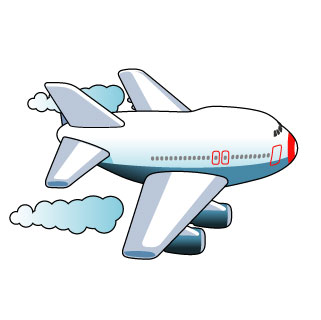 Clip Art Airplanes