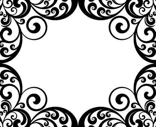 12 Damask Borders Free Cliparts That You-12 Damask Borders Free Cliparts That You Can Download To You Computer-1