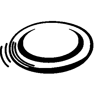 Frisbee Clip Art