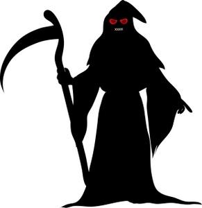 Grim Reaper Clipart