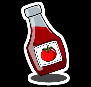 Ketchup Clip Art