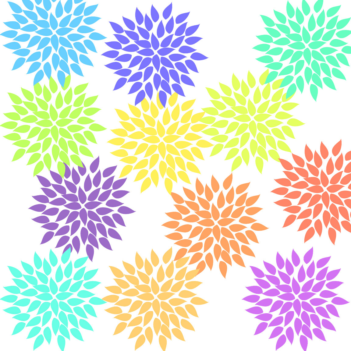 Hydrangea Clipart