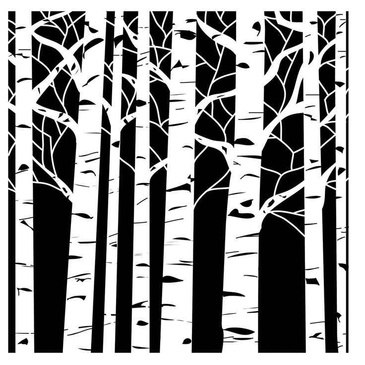 Birch Tree Clip Art