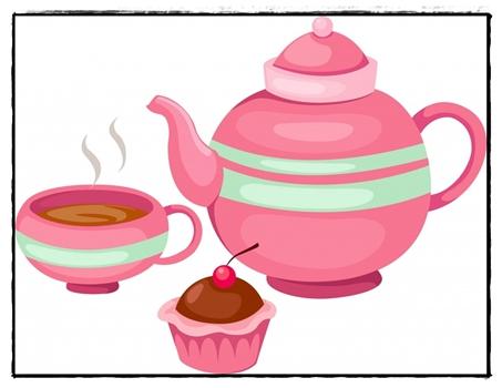 12 Tea Party Clip Art Free Cliparts That-12 Tea Party Clip Art Free Cliparts That You Can Download To You-1