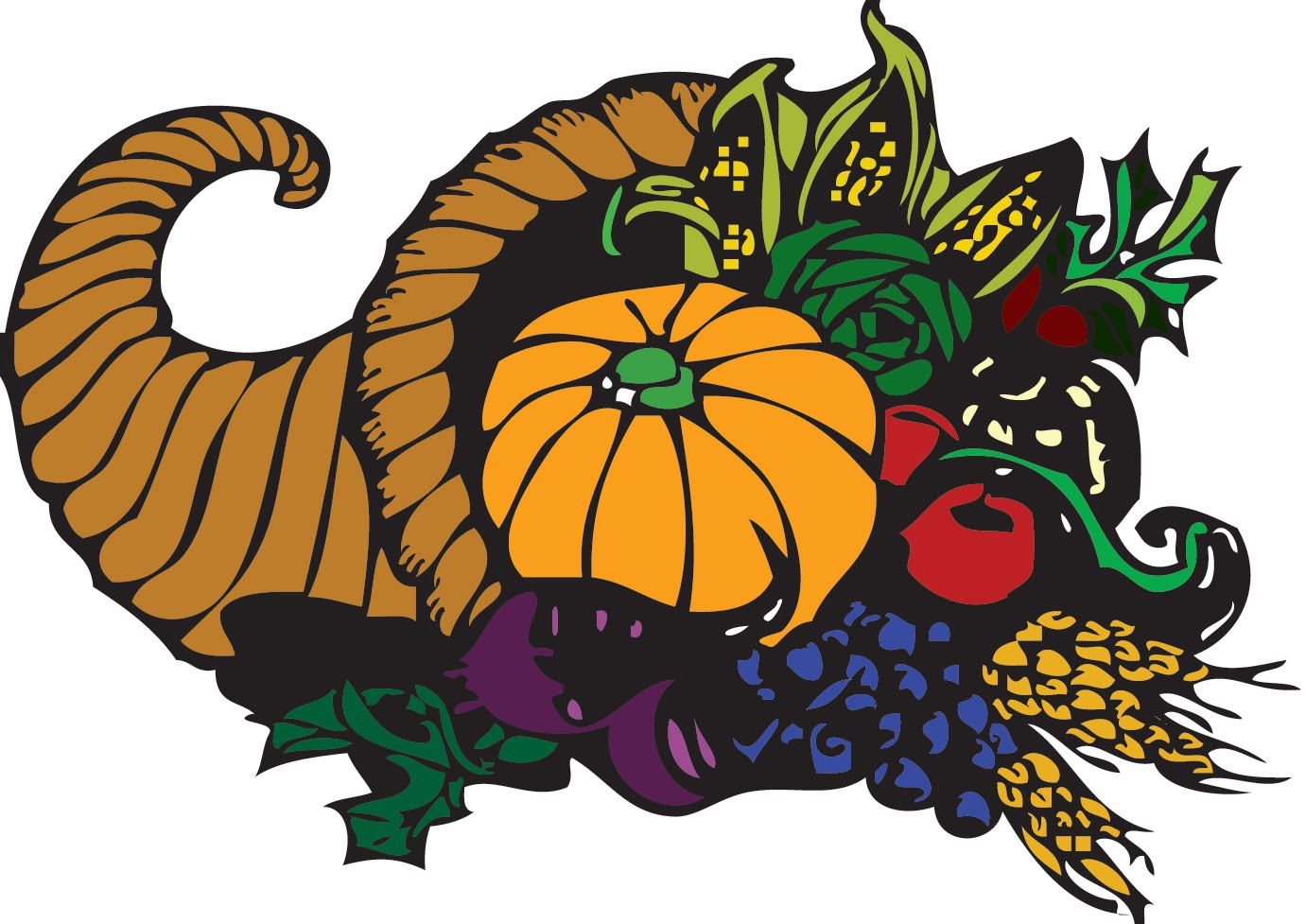 12 Thanksgiving Clip Art Free Cliparts That You Can Download To You