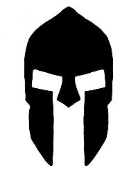 Spartan Helmet Clip Art