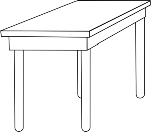 13 Table Outline Free Cliparts That You -13 Table Outline Free Cliparts That You Can Download To You Computer-0