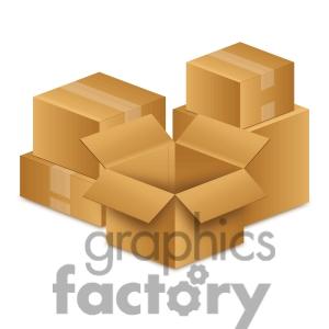 138 Boxes Clip Art Images Found