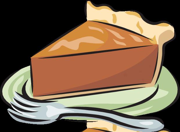 Pumpkin Pie Clipart