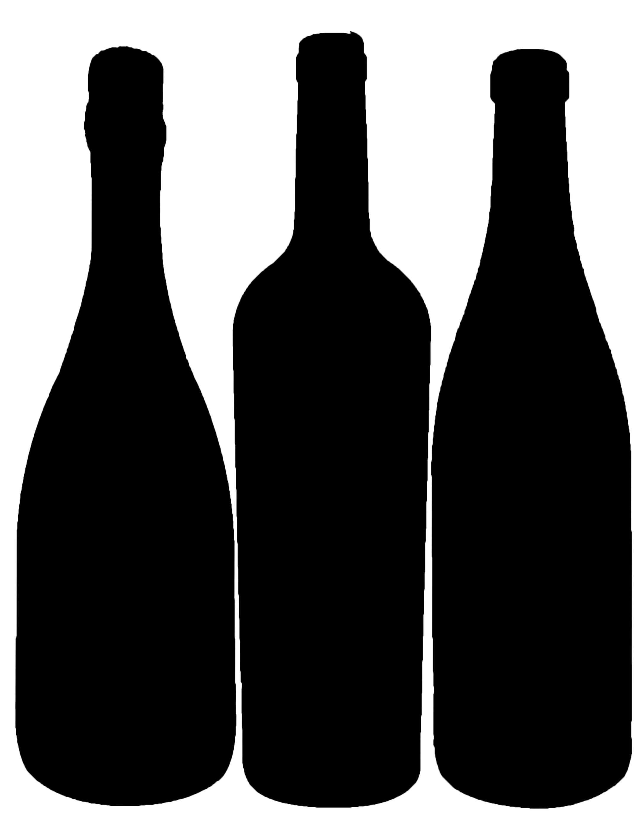 14 Beer Bottle Silhouette Free Cliparts -14 Beer Bottle Silhouette Free Cliparts That You Can Download To You-12