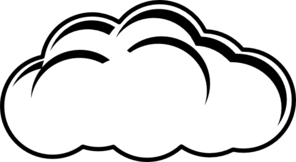 14 Cloud Outline Image Free Cliparts That You Can Download To You