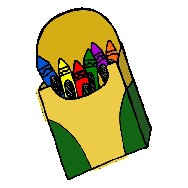14 Images Of Crayons Free Cliparts That You Can Download To You