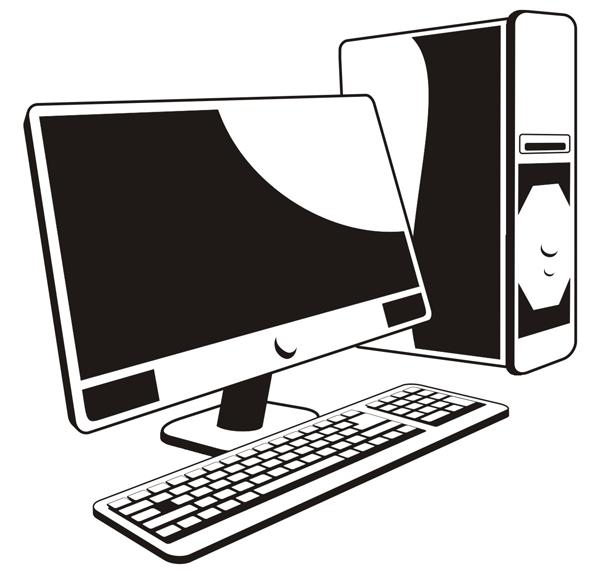 146-computer-free-vector-clip- .