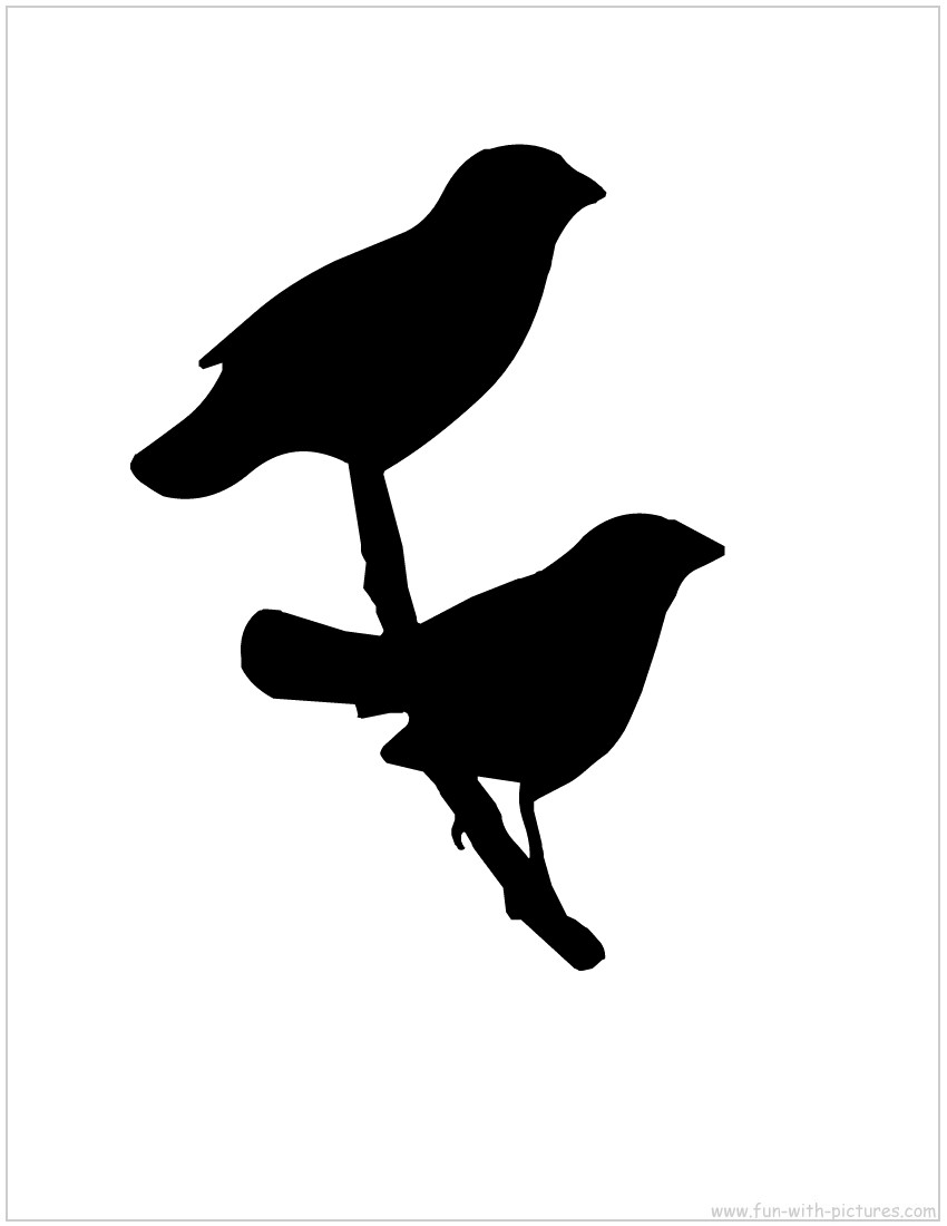 15 Bird Clipart Silhouette Free Cliparts-15 Bird Clipart Silhouette Free Cliparts That You Can Download To You-0