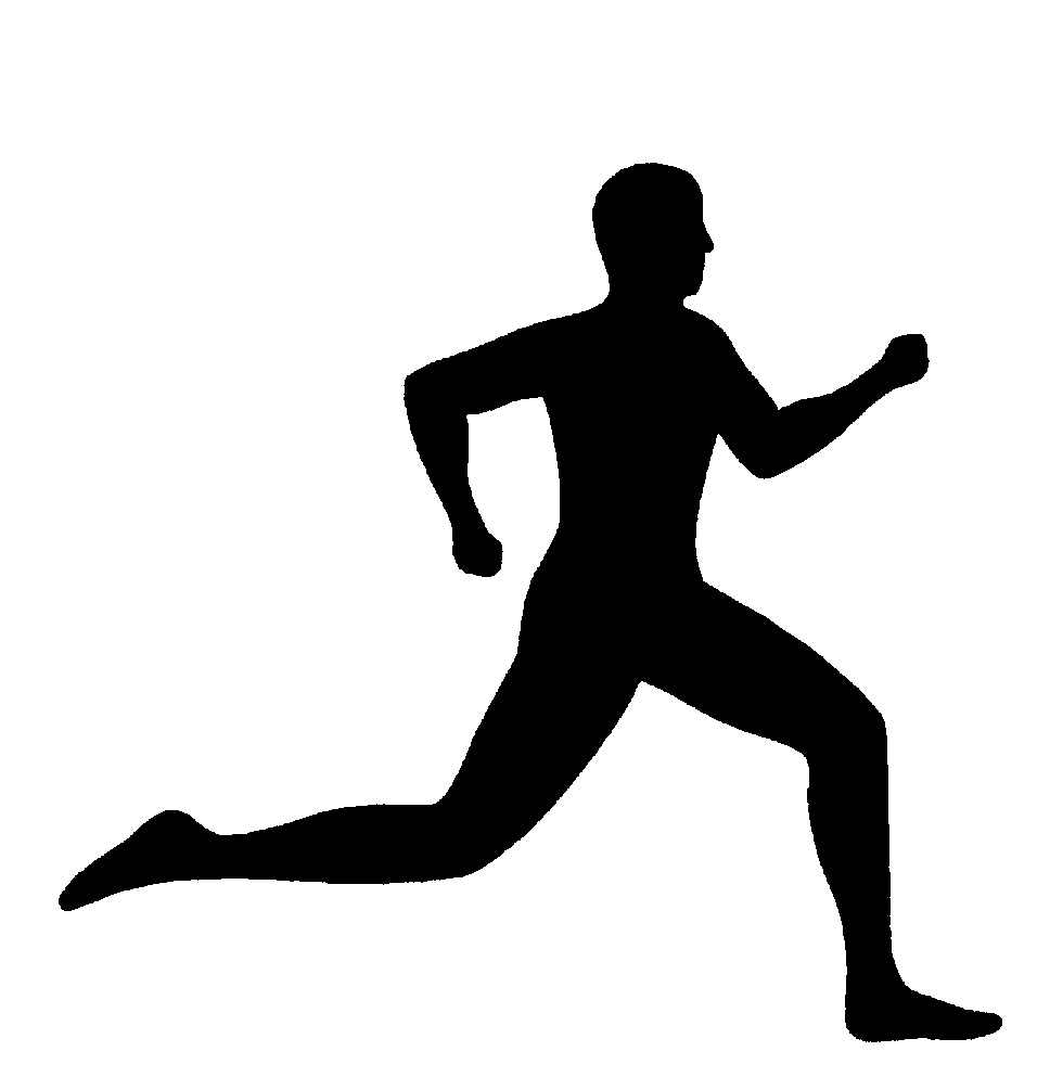 15 Running Silhouette Free Cliparts That-15 Running Silhouette Free Cliparts That You Can Download To You-6