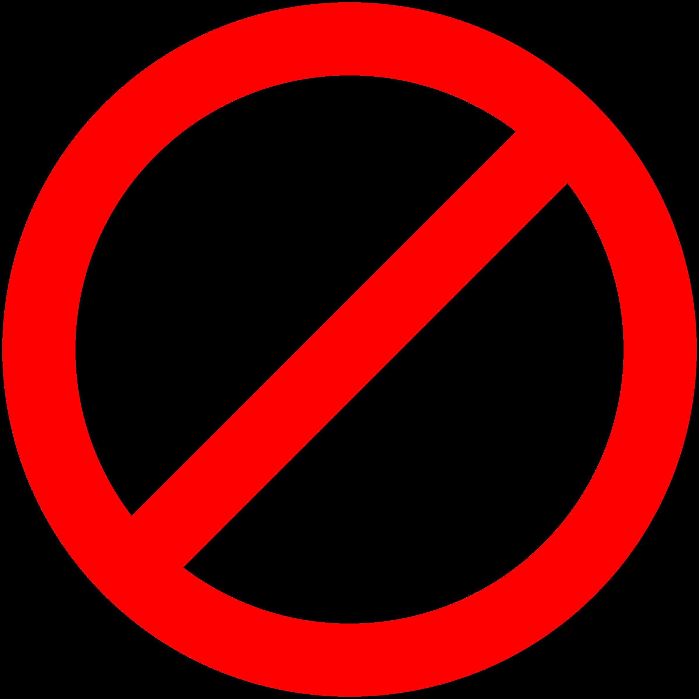 15 Transparent No Sign Free Cliparts Tha-15 Transparent No Sign Free Cliparts That You Can Download To You-0