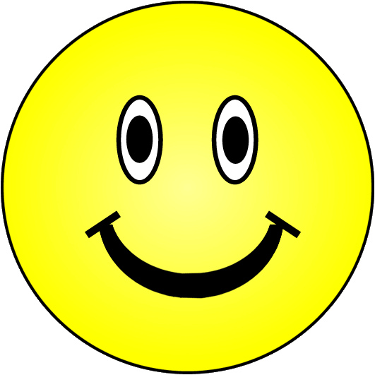 15 Yellow Smiley Face Clip Art ..