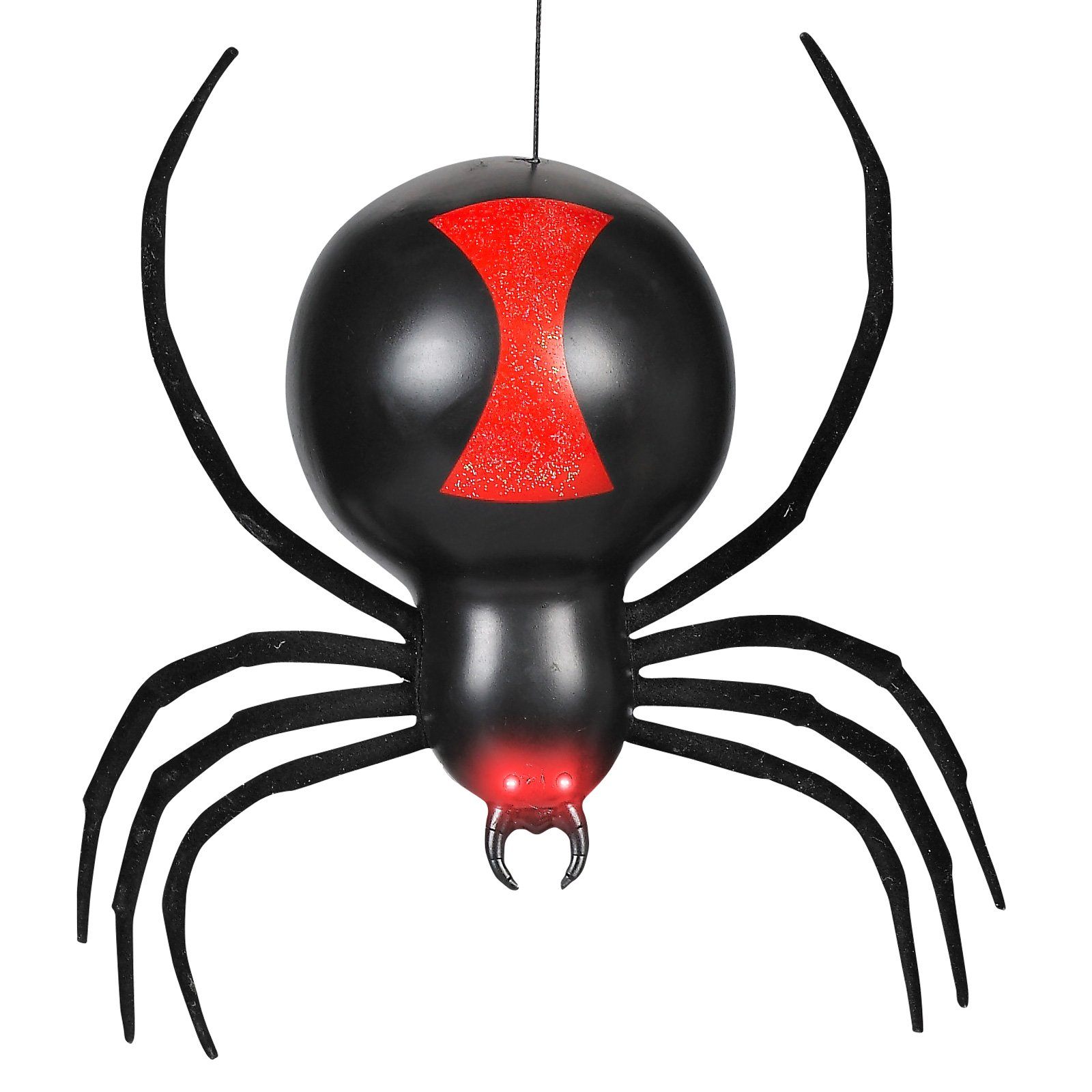 $16.16 Dropping Black Widow Spider Animated Prop at CostumesHut