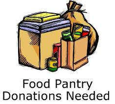 17 food pantry clipart.
