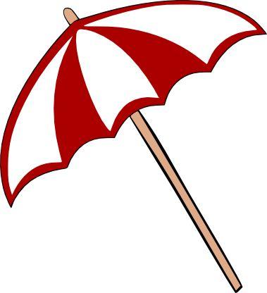 Clip On Beach Umbrella