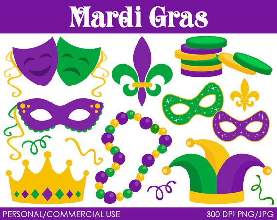 Mardi Gras Images Clip Art