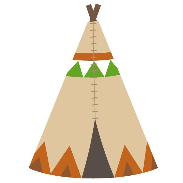 ... 17  Indian Teepee Clip Art ...