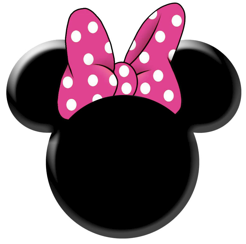 Minnie Mouse Silhouette Clip Art
