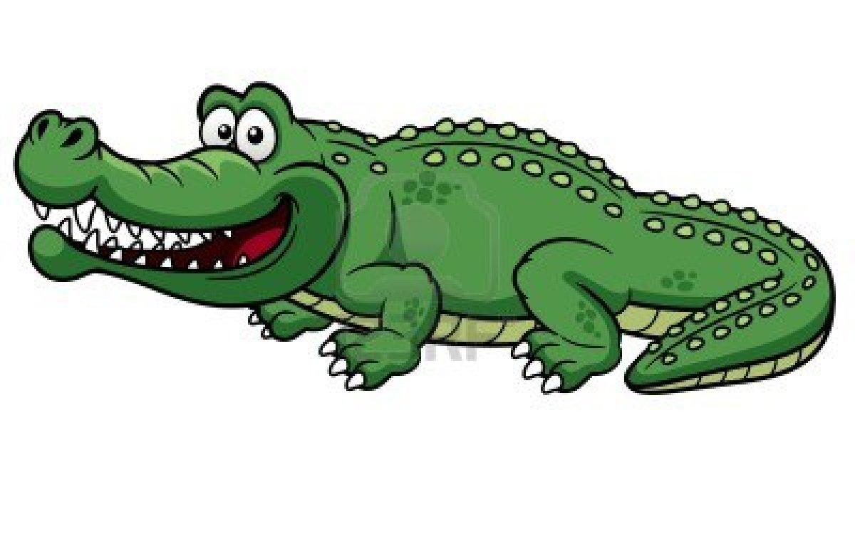 Clipart Crocodile