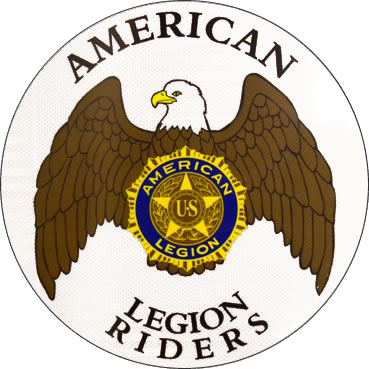 18 Legion Riders Reflective Road Sign-18 Legion Riders Reflective Road Sign-2